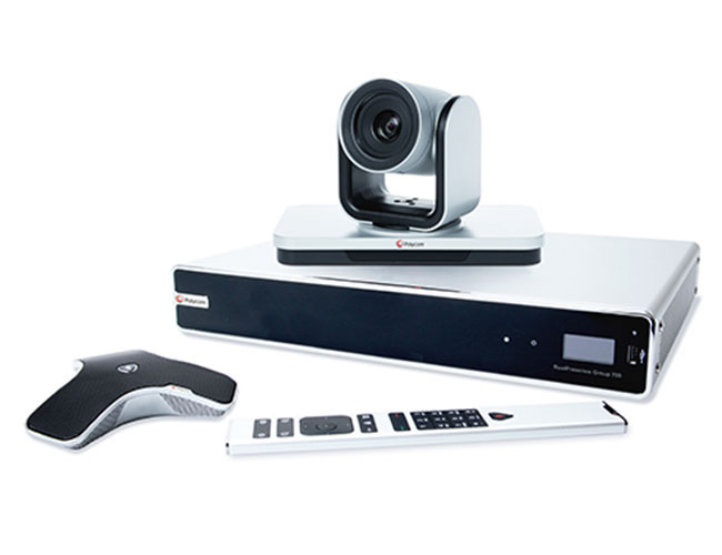 Polycom® RealPresence® Group (310, 500, 700) Series